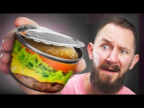 10 Food Products that SHOULDN'T be Canned!