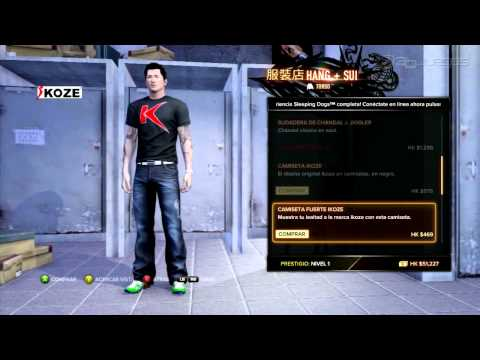 Sleeping Dogs - Video Análisis 3DJuegos