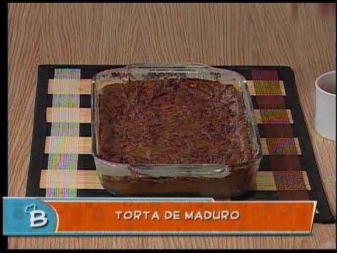 Torta de Maduro