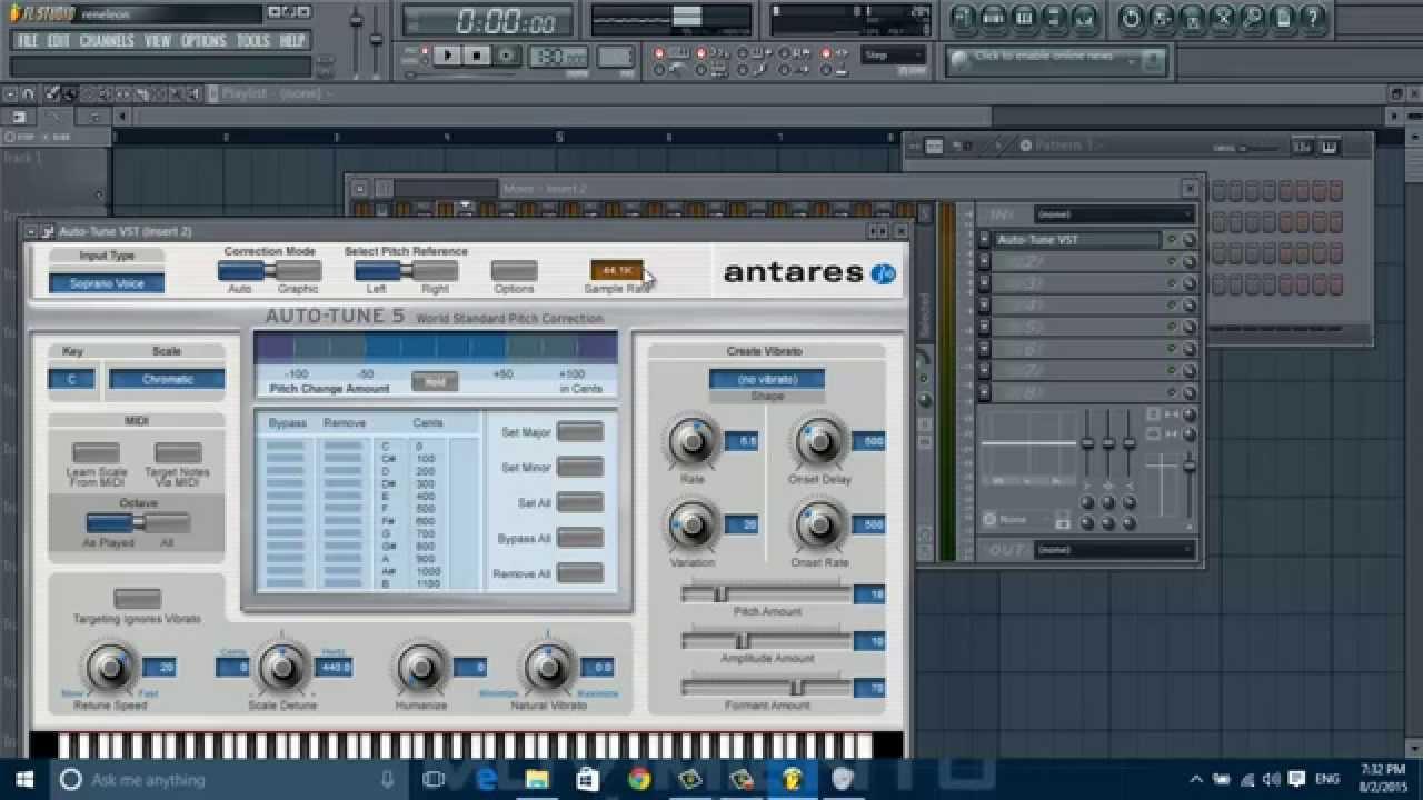 auto tune software for pc windows 10