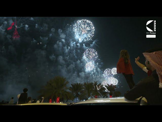 برنامج استوديو الدوحة - الحلقة السادسة