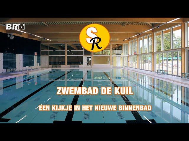 Sport Report: Zwembad De Kuil - Een kijkje in het nieuwe binnenbad