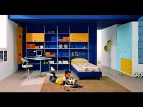 Diy Boy Bedroom Paint Design Decorating Ideas