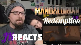 The Mandalorian Season 1 FINALE: Redemption JKReacts