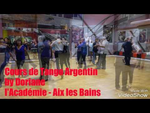 Cours de Tango Argentin- l'Académie- Aix les Bains