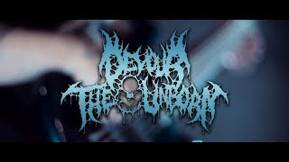 DEVOUR THE UNBORN - LITURGY OF IRREVERENT OBLATION [OFFICIAL BASS PLAYTHROUGH] (2019) SW EXCLUSIVE