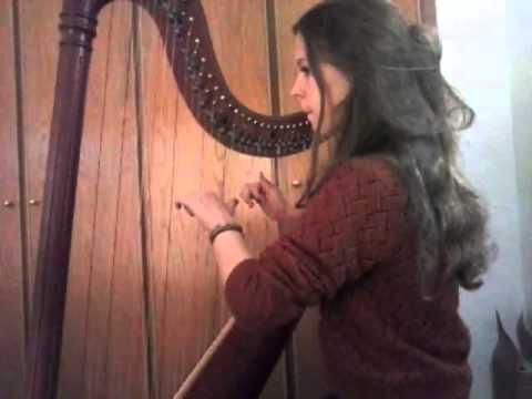 I Giorni Ludovico Einaudi Harp