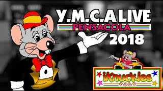 "ROBLOX Chuck E. Cheese and Munch's Make Believe Band ""Y.M.C.A"" Live!"