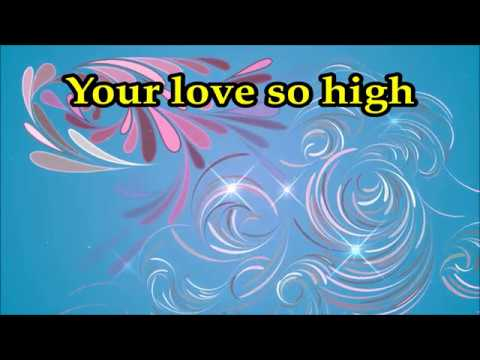 Hillsong Live - Love So High - Lyrics