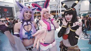 I Really Like You ★ Anime Expo 2015 Cosplay