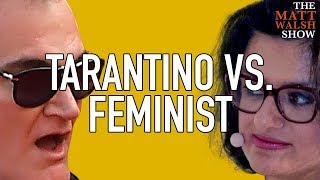Feminist Fails To Wreck Tarantino's New Movie