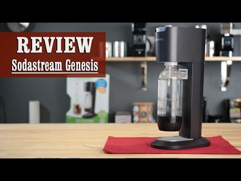 sodastream genesis how to use