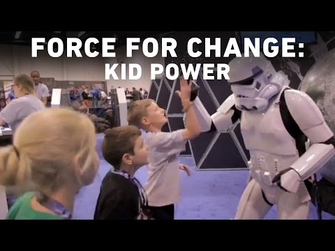 Star Wars: Force for Change Partners with UNICEF Kid Power