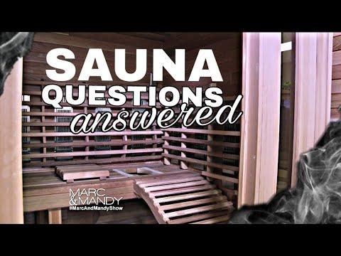 Headphones in the sauna room frisco tx