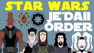Star Wars Legends: Complete History of the Je'daii Order