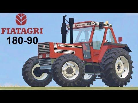 Farming Simulator 15 Presentazione Fiatagri 180-90 By Peppe978