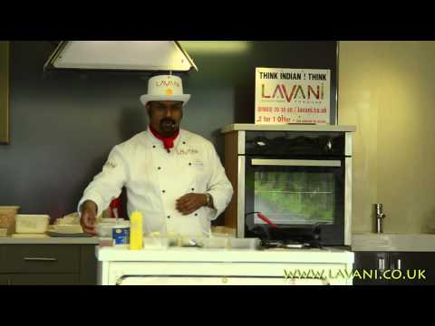 Lavani Cookery  Show by Collin D Pereira at The Dartington Food Fair 2014 - Day One
