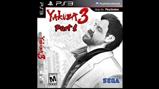 Zeke Plays: Yakuza 3 PS3 (part 1)