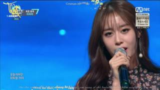 [Vietsub][T-aravn.net]161110 T ARA Hurt Only Until Today @ Mnet M Countdown Comeback Stage