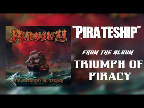"""Pirateship"" -RUMAHOY (Triumph of Piracy) HQ"