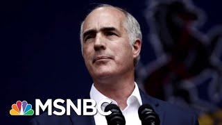 Senator Bob Casey Doesn't Rule Out 2020 Bid | MTP Daily | MSNBC