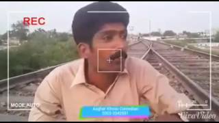 Sindhi funny video downloaded with 1stBrowser