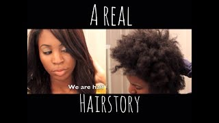 A REAL hairstory GOOD and BAD included Thumbnail