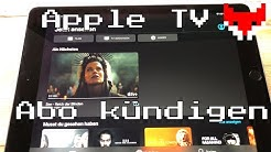 Apple Tv+ plus Abo kündigen | Apple TV iOS | iPhone | iPad