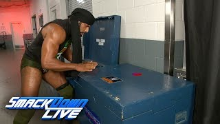 24/7 Champion R-Truth gets trapped in a case: SmackDown LIVE, June 11, 2019