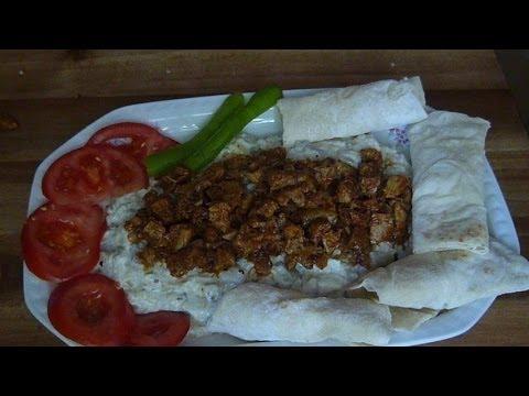 Alinazik-Auberginenrezept aus Gaziantep/meinerezepte
