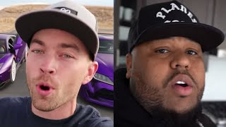 Stradman REVEALS His NEW Purple SUPERCARS?! VIDEO of OMI's House AFTER FBI RAID?!