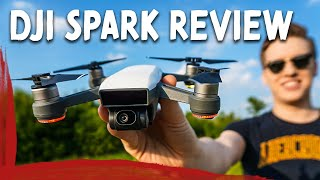 DJI Spark Review + Praxistest | Deutsch | German