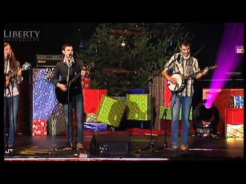 Dogwood & Holly | Liberty University Christmas CoffeeHouse 2011