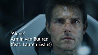 Alone- Armin van Bureen (feat. Lauren Evans)