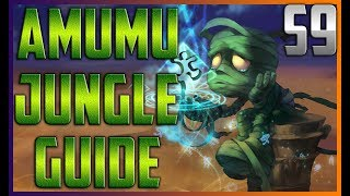 League of Legends Amumu Guide: How To Play Amumu Jungle | Amumu Build Guide - Season 9 Amumu Guide
