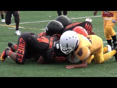 (7U) Miami Gardens Chiefs vs East Boynton Wildcats