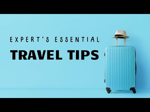 How to Travel Abroad: International Travel Tips From an Expert
