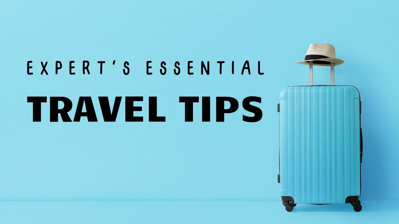 How to Travel Abroad: International Travel Tips From an Expert - YouTube