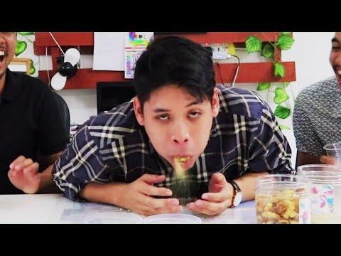 Pineapple Tart Challenge?? | CubaTryTest