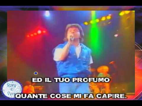 Pupo - Lo devo solo a te (karaoke - fair use)