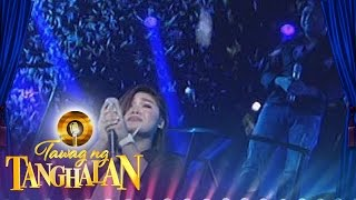 Tawag Ng Tanghalan: Rochelle Solquillo toppled down the defending champion!