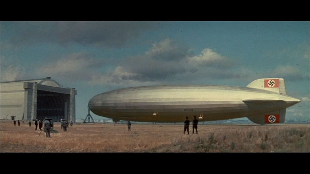 The Hindenburg (1975) Adventure, Drama, History