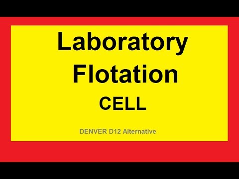 Laboratory Flotation Cell