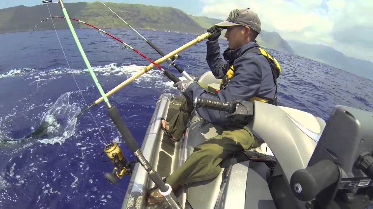Hawaii jet ski fishing episode 9 youtube for Best jet ski for fishing