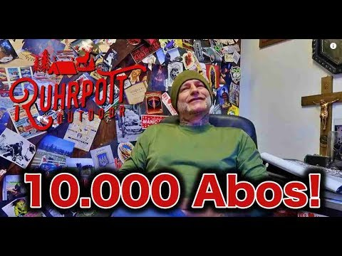 10.000 Abo Special - Ruhrpott Outdoor sagt Danke!