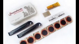 Заплатки на велосипедную камеру с Aliexspress (Как заклеить камеру велосипеда.)(Купить можно тут. https://goo.gl/oEb6cc Portable Bicycle Tire Repair Tools Kits MKLG Bike Chain tool Cycling Kit #gib., 2016-02-20T16:00:02.000Z)