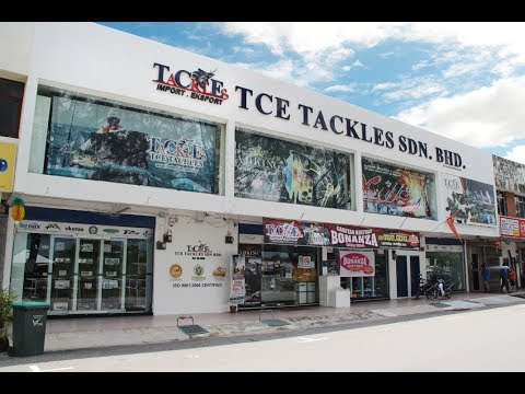 TCE Tackles - Kedai Kelengkapan Memancing Terbesar Di Malaysia