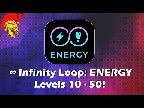 ∞ Infinity Loop: ENERGY Level 10-50! [Bruticy]