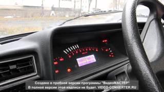 видео Органы управления ВАЗ-2107