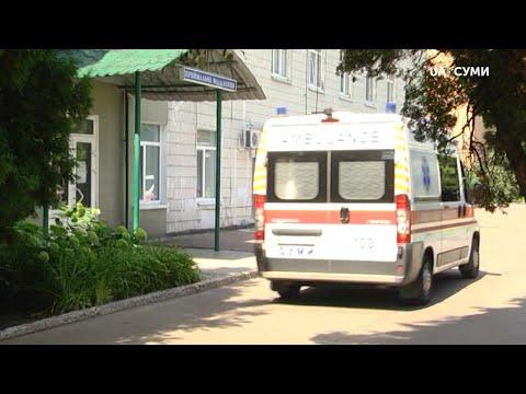 Суспільне Суми: Сумчанин стріляв у сусідів - і потрапив у лікарню